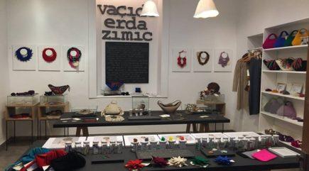 Vacide Erda Zimic, Joyería Sustentable