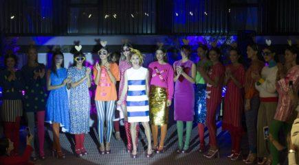 Agatha Ruiz de la Prada -Desfile en Mvdo 2018