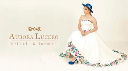 """Vestidos de Novia """"Aurora Lucero Bridal & Formal"""" – Perú"""