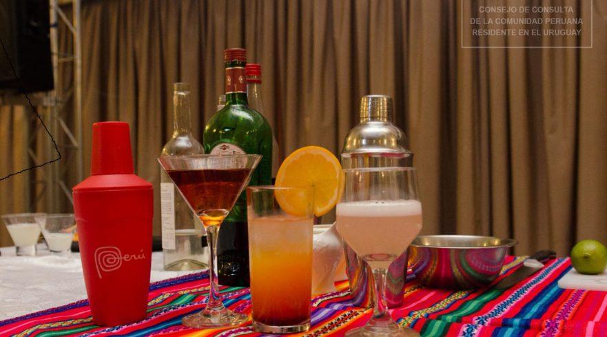 """""""Clase de cócteles peruanos a base de Pisco"""" 2019"""