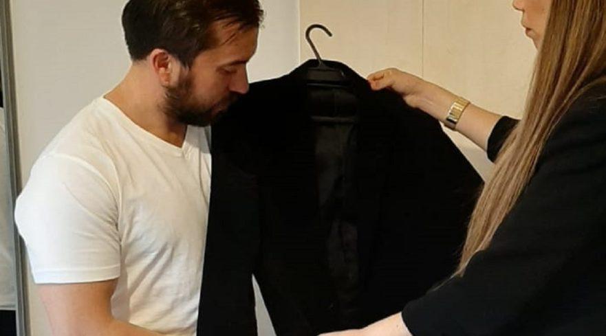 Aplica tu marca personal a tu vestuario